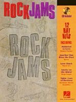 Rock Jams - Clarinet/Tenor Saxophone