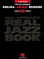 The Hal Leonard Real Jazz Book, C Edition