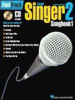 Fasttrack Lead Singer Songbook 1 Level 2