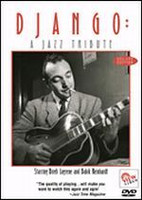 Django - A Jazz Tribute DVD