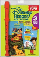 The Disney Heroes Collection - Recorder Fun!