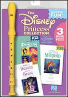 The Disney's Princess Collection Recorder Fun! - 3 Pack