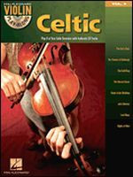 Celtic - Violin Play-Along Series