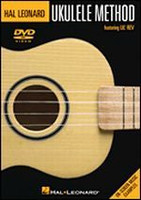 Hal Leonard Ukulele Method - DVD