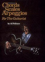 The Complete Book of Chords, Scales & Arpeggios for Guitar