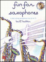 Fun For Saxophones