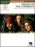 Pirates of the Caribbean - Alto Sax