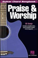 Praise & Worship - Guitar Chord Songbook