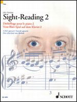 Piano Sight-Reading, Volume 2