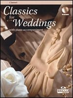Classics for Weddings - Clarinet