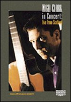 Nigel Clark in Concert - Live From Scotland DVD
