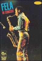 Fela in Concert DVD