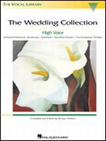 The Wedding Collection - High Voice