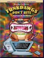 Funkdawgs: Jazz Fusion Unleashed, Drums - Music Minus One
