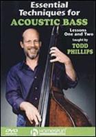 Essential Techniques for Acoustic Bass DVD-Set