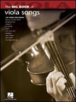 The Big Book of Viola Songs