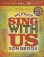 Nick Page SING WITH US Songbook Step One - Echo to Unison