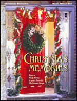 Christmas Memories - Music Minus One