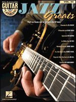 Jazz Greats - Guitar Play-Along Series