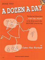 A Dozen A Day - Book 2 Book/CD Pack