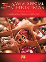 A Very Special Christmas - Five Finger Piano Songbook
