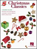 Christmas Classics - Five Finger Piano Songbook