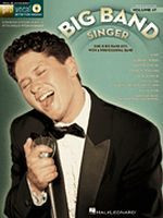The Big Band Singer - Pro Vocal Men's Edition