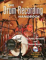 The Drum Recording Handbook