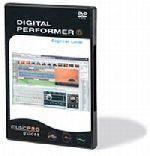 Digital Performer 6 - Beginner Level DVD