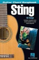 Sting - Guitar Chord Songbook