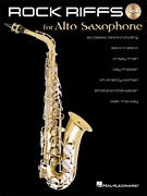 Rock Riffs For Alto Saxophone