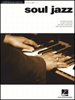 Soul Jazz - Jazz Piano Solos Series