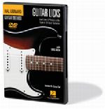 Hal Leonard Guitar Method - Guitar Licks DVD