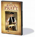 John S. Pratt - Traditional Rudimental Drumming DVD