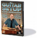 More Guitar Setup & Basic Modifications DVD