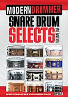 Modern Drummer Snare Drum Selects Volume 1 - CD-ROM