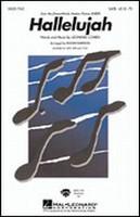 Hallelujah  SATB - Pop Choral Series