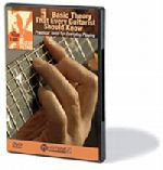 The Happy Traum Guitar Method - Basic Theory That Every Guitaris