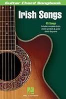 Irish Songs - Guitar Chord Songbook