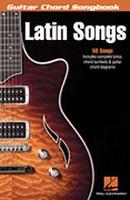 Latin Songs - Guitar Chord Songbook