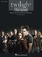 Twilight - The Score - Easy Piano