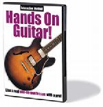 Hands On Guitar ! DVD - Interactive Method