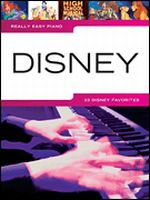 Really Easy Piano - Disney