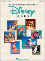 New Illustrated Treasury of Disney Songs - Sixth Edition