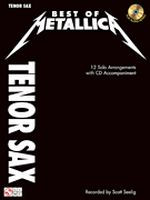 Best of Metallica for Tenor Sax