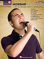 Worship Favorites - Pro Vocal Men's Edition