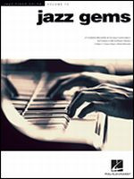 Jazz Gems - Jazz Piano Solos Series