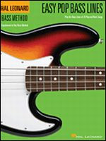 Hal Leonard Bass Method - Easy Pop Bass Lines