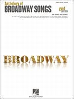 Hal Leonard Anthology of Broadway Songs - Gold Edition