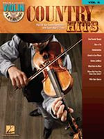Country Hits - Violin Play-Along